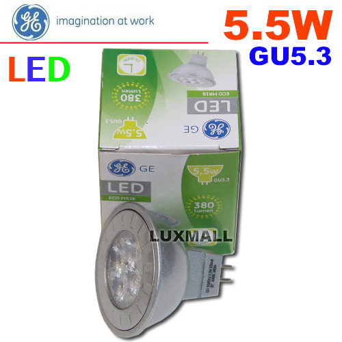 (GE) LED MR16 5.5W 12V
