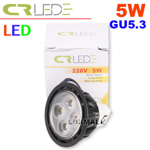 (CR-LED) LED MR16 5W (220V)