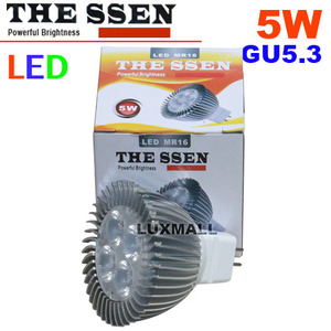 (THE SSEN) LED MR16 5W (12V)
